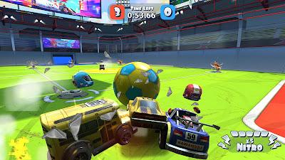 Mini Motor Racing X Game Screenshot 4