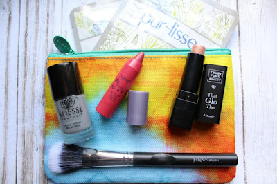 April Ipsy Glam Bag 2016