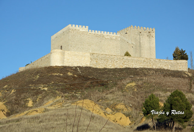 Castillo de Monzón de Campos, Palencia