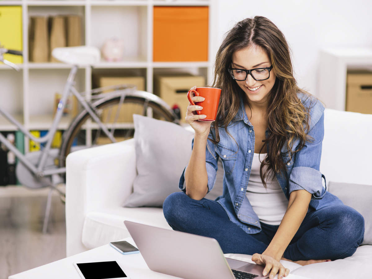 8 Ways to Start a Work-From-Home Business