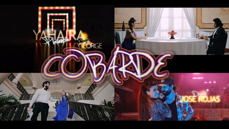 Yahaira Plasencia & Sergio George - ¨Cobarde¨ - Videoclip - Director: Jose Rojas. Portal Del Vídeo Clip Cubano
