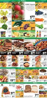 Foodland sales ad