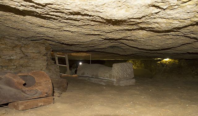 В Египте нашли жреческий некрополь возрастом около 2,5 тыс. лет