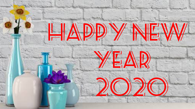 Happy new year 2020 hd image download
