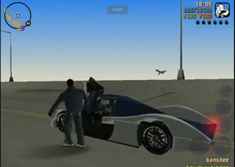 HOW TO USE CHEATS IN GTA ON ANDROID - AMITROCKS_