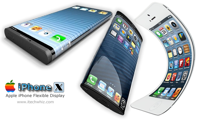Apple iPhone 6 Flexible Display Screen Phone is coming