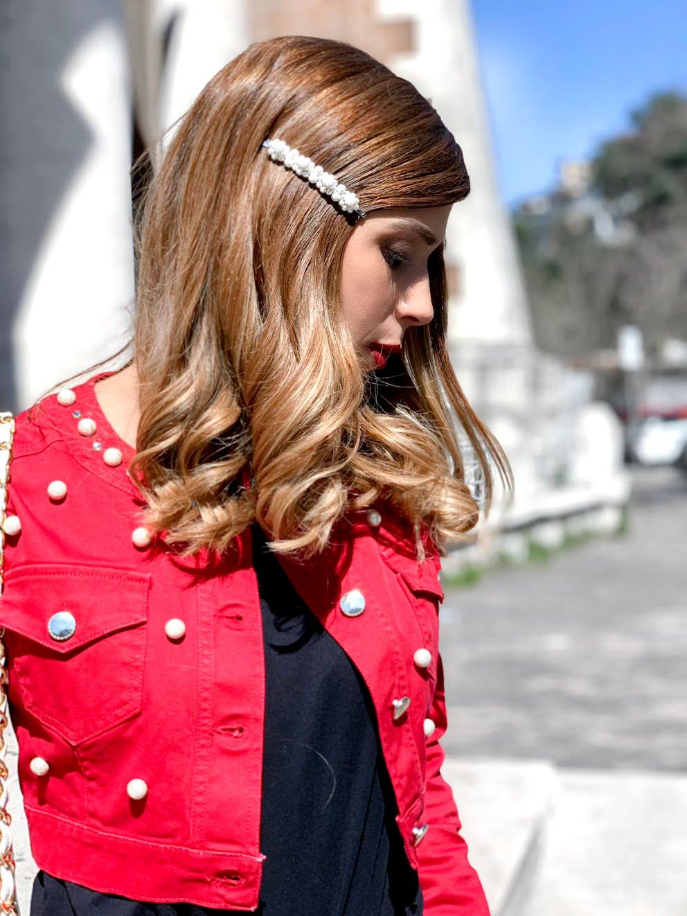 fermagli per capelli: spopola il trend degli hair clip