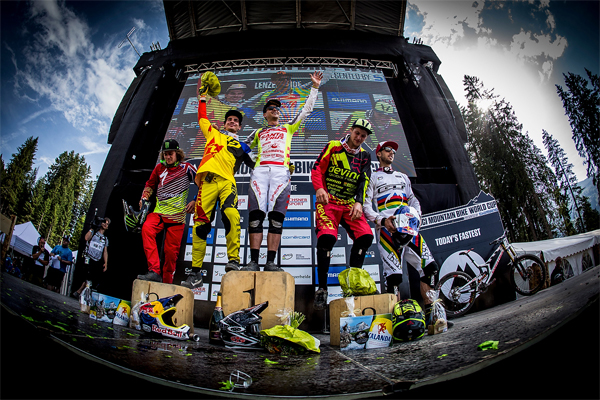 The Syndicate: Episode 4 Lenzerheide Podium