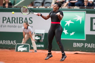 Serena Williams can't wear catsuit at French Open anymore