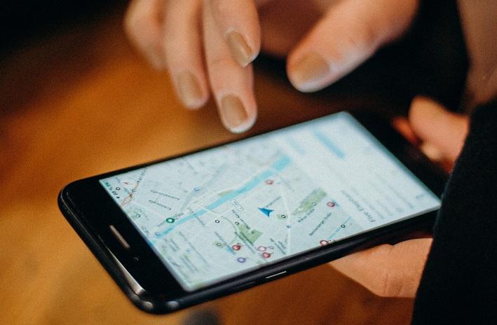 Sat-Nav or GPS App