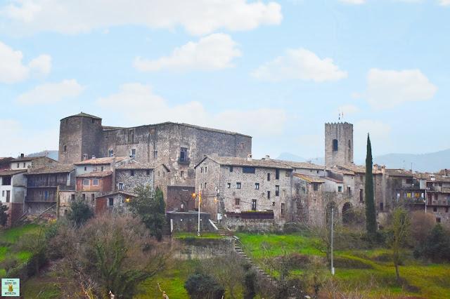 Santa Pau, La Garrotxa