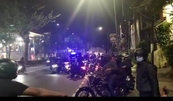 Puluhan Paspampres Geruduk Polres Jakbar Cari Oknum Polisi yang Dinilai Arogan pada Praka Izroi
