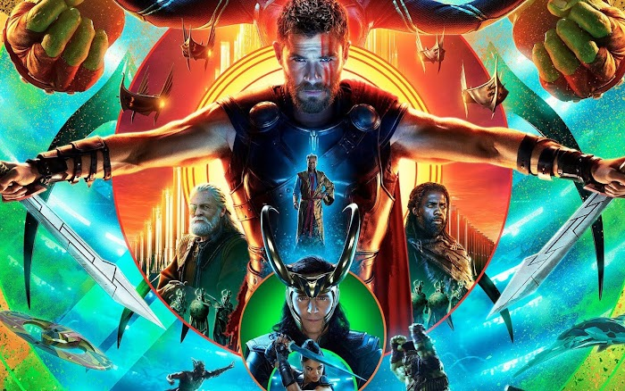 Thor Ragnarok Wallpapers-UHD 4K Pictures