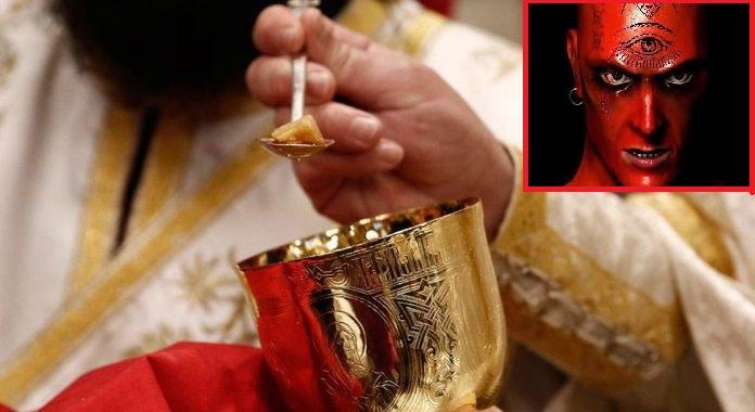 Όσο οι άνθρωποι θα ζητούν τη Θεία Κοινωνία ο σατανάς δεν θα έχει δύναμη (!)