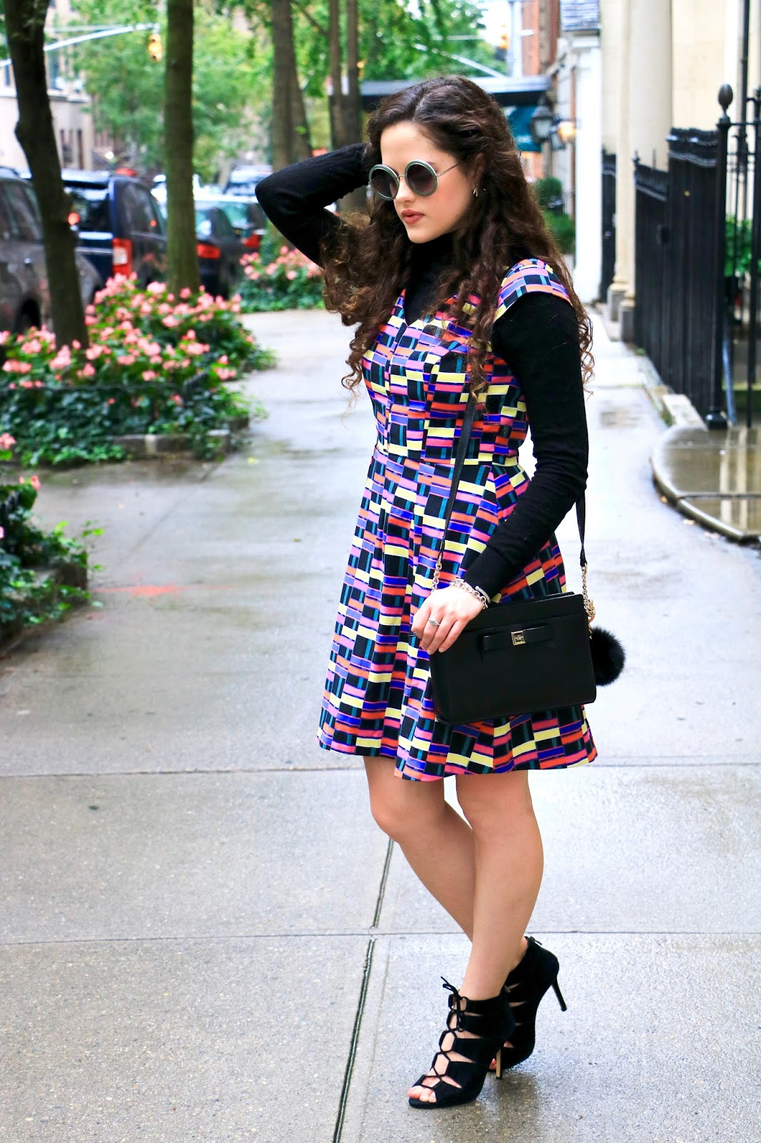 nyc fashion blogger street style