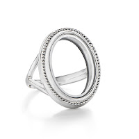 Origami Owl Silver Heirloom Living Locket Ring available at StoriedCharms.com