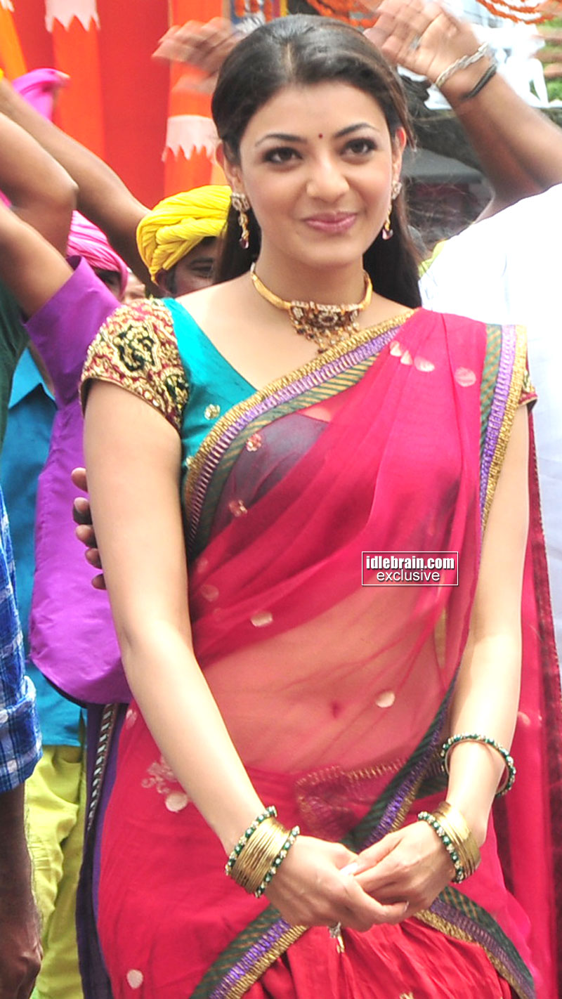 Beautiful Girls Pic Kajal Agarwal Cute Mr Perfect, Movie -6500