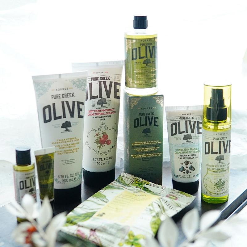Korres Pure Greek Olive oil