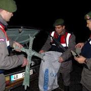 10 млн лир в багажнике автомобиля «черных археологов»
