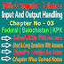 10 Class Computer Science | Input And Output Handling