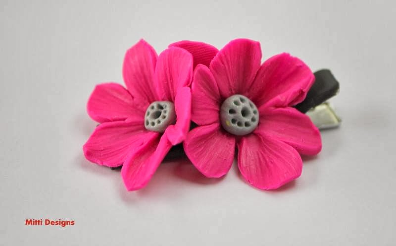 flower clay tutorial - photo #40