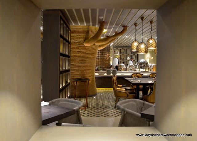 Aseelah Emirati restaurant