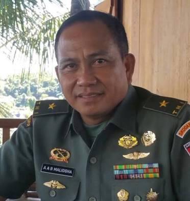 DPW PAN SULUT BELUM TERIMA SURAT PENGUNDURAN DIRI BRIGJEN A.A.B. MALIOGHA