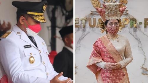 Wagub Audy: Busana Adat Pilihan Ketua DPR Buat Bangga Ranah Minang