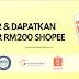 Bantuan Baucer RM200 Bagi Pengguna Bil Elektrik TNB,SESB & SEB Serta Panduan Permohonan