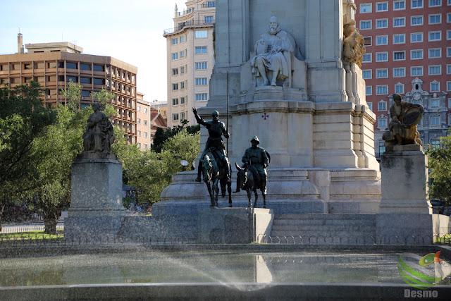 マドリード - スペイン広場