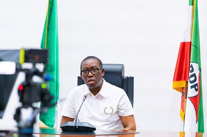 Delta state governor, Dr ifeanyi Okowa and wife to self quarantine for 14days after daughter tested positive to COVID-19.