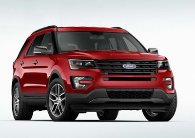 Ford Explorer Convenience