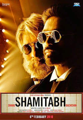 Download Shamitabh (2015) Hindi Full Movie 480p [400MB]   720p [1GB]