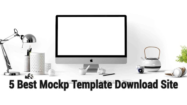 5 Mockup psd free download site
