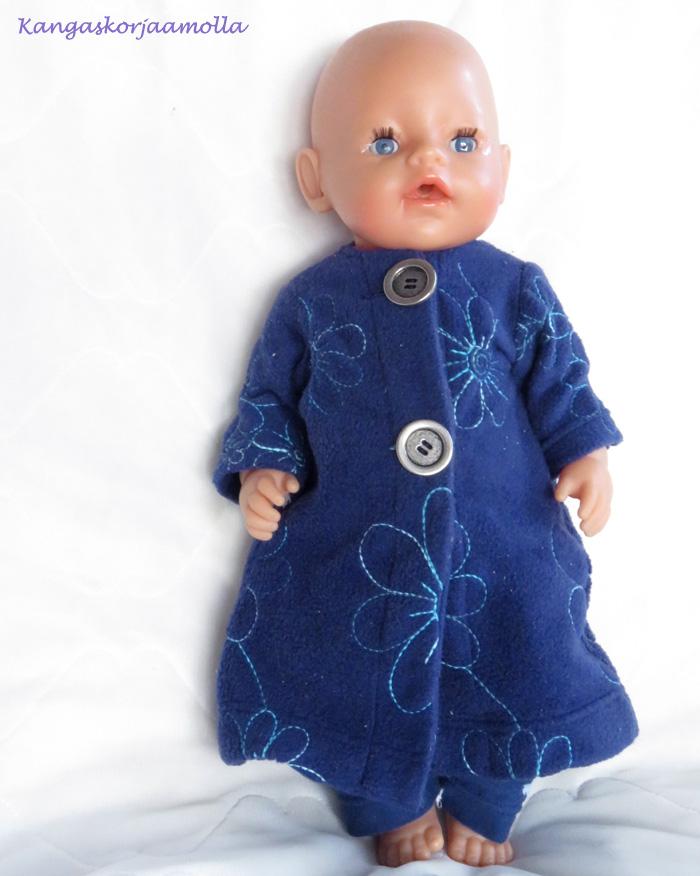 Baby Born nukelle takki