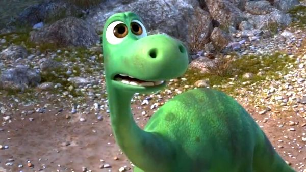 The Good Dinosaur characters: Arlo