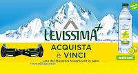 """Logo Concorso """"Levissima + MyChef"""" : vinci Hoverboard Nilox"""