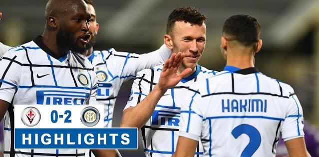 Fiorentina vs Inter – Highlights
