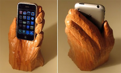 Cool iPhone Holders and Creative iPhone Holder Designs (15) 9
