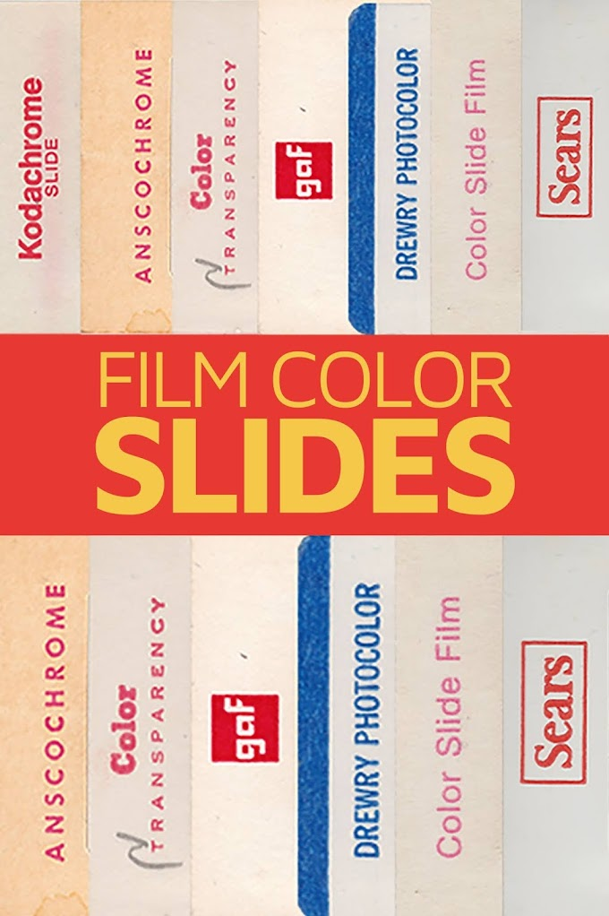 Film Color Slides PRO[Master Filmmaker][Motion Graphics]