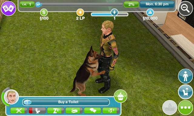The SIMS 3 Mod v1.6.11 Apk Data Full Version Unlimited Money
