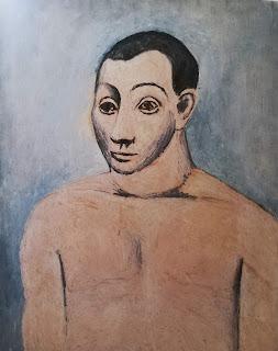 Розовый период Пабло Пикассо