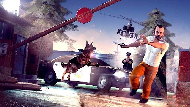تحميل لعبة الهروب من السجن Prison Escape كاملة للاندرويد اخر تحديث