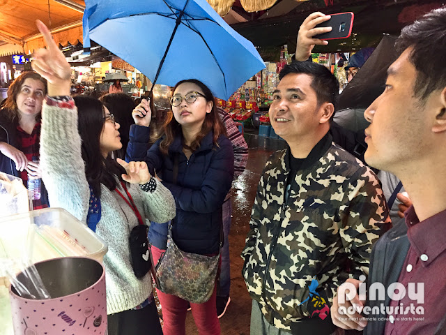 List of Night Markets in Taipei Taiwan