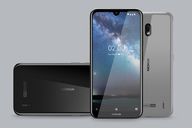 A new Nokia 2.2 phone was launched in the United States for $139
