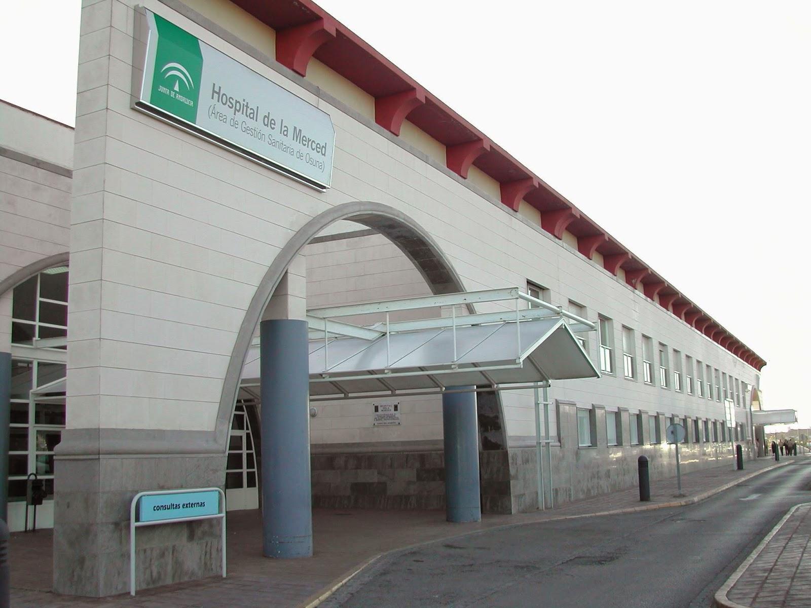 Fachada Hospital Osuna