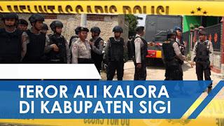 Fakta Sebenarnya Dibalik Teror di Kabupaten Sigi: Ternyata Bukan Terkait Agama
