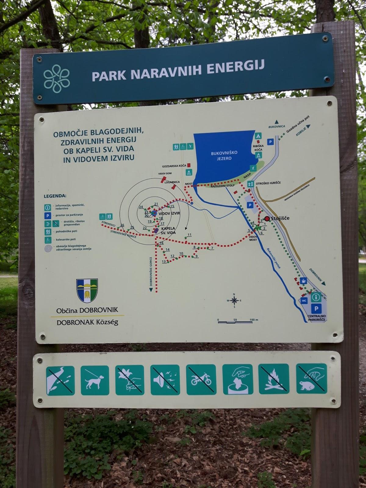 dobronak térkép Bodor Mária: Természeti energiák parkja a Bakonaki tónál dobronak térkép