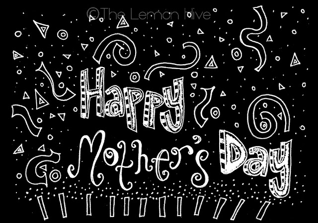 Happy mothers day black and white images HD wallpapers