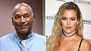 On celebrity news!! O.J. Simpson Says That He's Not Khloe Kardashian's Father